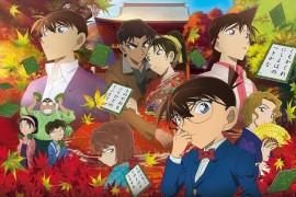 《名侦探柯南 唐红的恋歌》光碟已确定10月发售