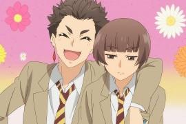 男男同框!OVA《青春歌舞伎》先行画面公开
