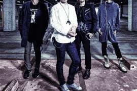 成军9年首度海外开唱 日本人气摇滚乐团Nothing's Carved In Stone 11月来华
