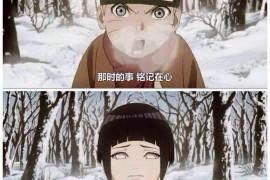 怎么看火影动漫以鸣人雏田结婚作为结尾?