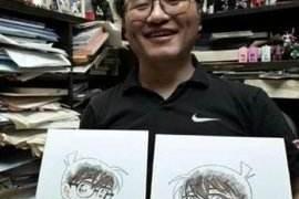 青山刚昌谈《名侦探柯南》创作背后的五个趣事