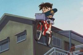 为什么《名侦探柯南》里基本上没出现过自行车?