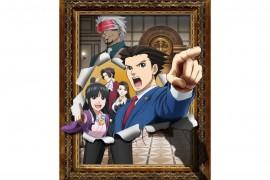 《逆转裁判》第2季动画公开主视觉图 10月6日开播