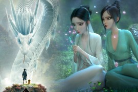 《白蛇2:青蛇劫起》宣布定档,宣传短片的一个信息值得深思