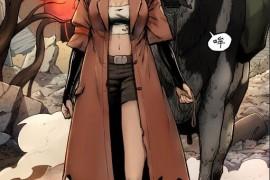 《月魁传》漫画正式连载,首话就把末日人性展现得淋漓尽致