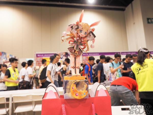 超精致!香港设计师纸漫糖制作纸模型走红日本
