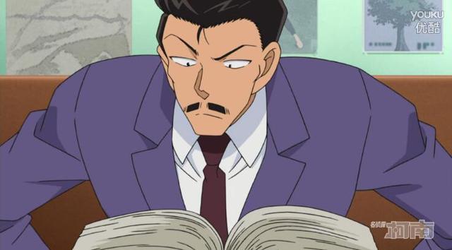 《柯南》最新TV版毛利小五郎反常的一幕 是否知道了柯南的身份 日漫杂谈 第3张
