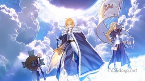 Fate/Grand Order 年内开启最终决战动画 12 月 31 日播出