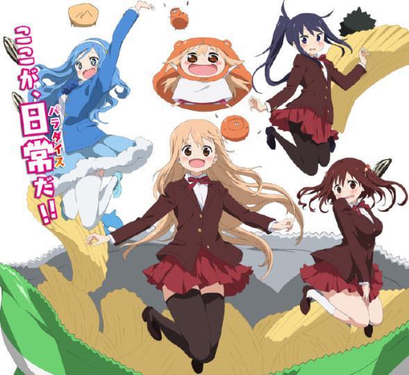 《干物妹!小埋》OVA主视觉图公开