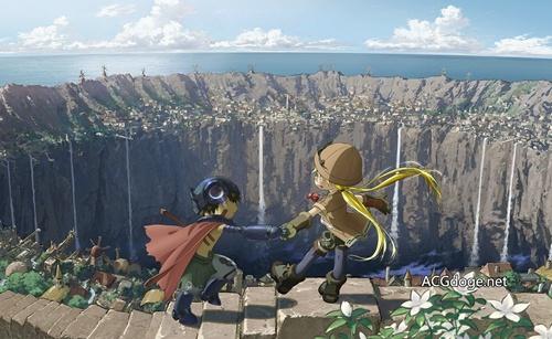 探险洞窟的奇幻冒险,漫画《来自深渊》宣布 TV 动画化