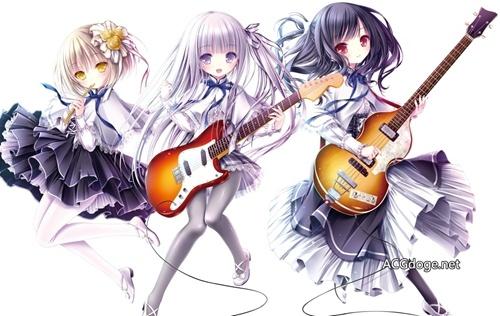 轻小说改编动画《天使的 3P》明年 7 月播出