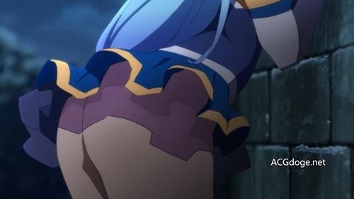 不穿内裤的特写,《为美好的世界献上祝福》第二季第 2 弹 PV 公开