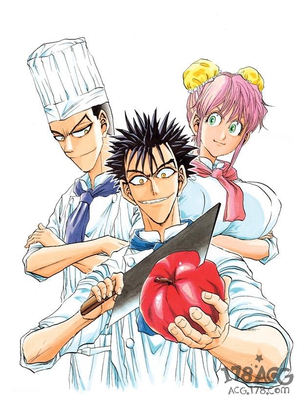 西条真二的漫画「鉄鍋のジャン!! 2nd」明年开启连载!