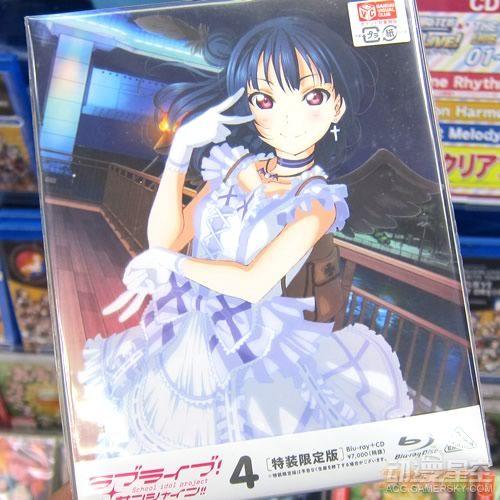 《Love Live!Sunshine!!》BD第四卷发售 臣服在堕天使裙下吧