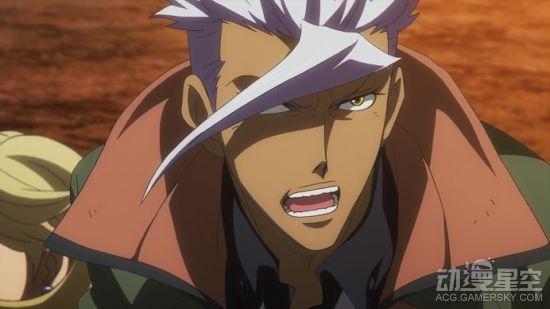《机动战士高达:铁血的奥尔芬斯》二期动画第12话先行图 杀戮兵团出动