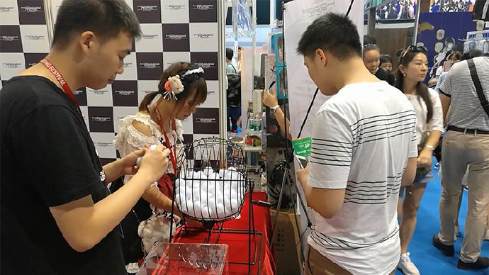 HobbyMax携《少女前线》毛瑟手办亮相广州麽多 业界信息 第4张