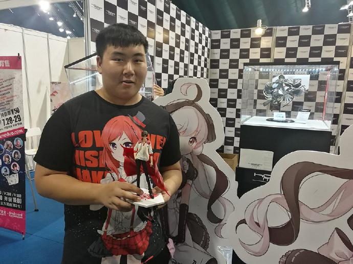 HobbyMax携《少女前线》毛瑟手办亮相广州麽多 业界信息 第6张