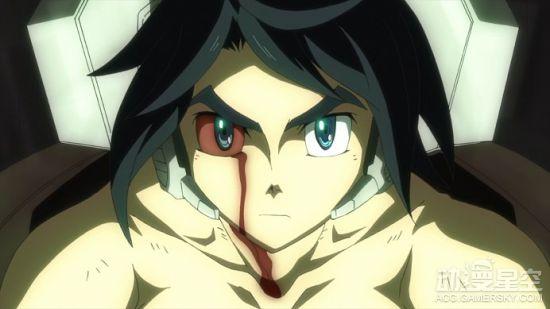 《机动战士高达:铁血的奥尔芬斯》二期动画第13话先行图 最强战士就此殒命?