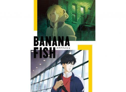 《BANANA FISH》动画将于2018年7月开播 新闻资讯 第1张