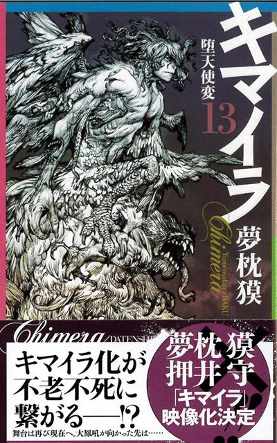 梦枕貘小说名作《幻兽少年》改编动画电影,押井守担任监督 - ACG17.COM