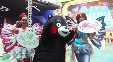 Winx魔法仙灵美翻杭城 中外IP大咖拥趸圈粉 业界信息 第1张