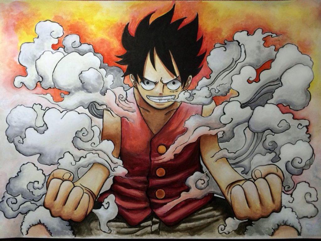 无法超越 《海贼王》漫画全世界累计发行量4.4亿部 - 海贼王漫画 - ACG17.COM