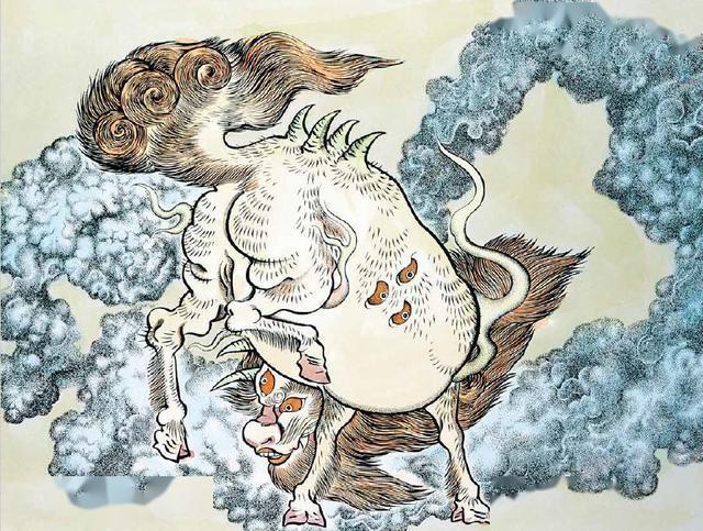 """被遗忘的妖怪文化之源,这本书的意义,让中国""""妖怪""""有了历史 泡面说 第7张"""