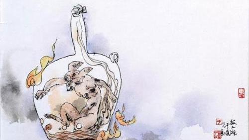 """被遗忘的妖怪文化之源,这本书的意义,让中国""""妖怪""""有了历史 泡面说 第8张"""